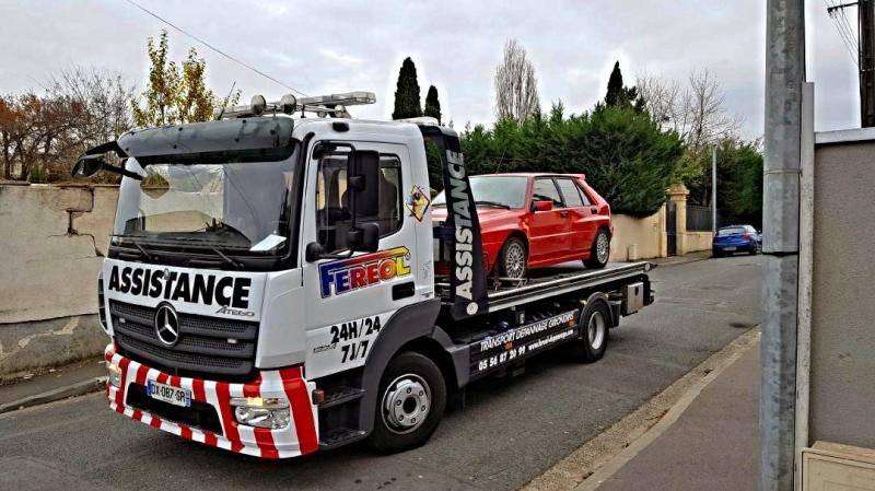 Remorquage d pannage transport bordeaux m rignac s a for Garage auto merignac